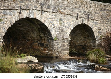 Stone Bridges near Moretonhampstead (anciently Moreton Hampstead) is a market town, parish and ancient manor in Devon, situated on the north-eastern edge of Dartmoor, within the Dartmoor National Park