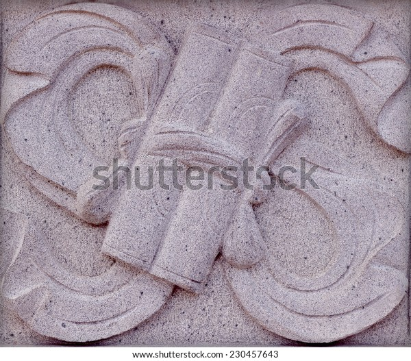 Stone Carving background