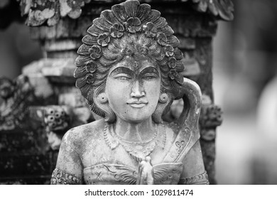 Stone Carving in Hindu Temple