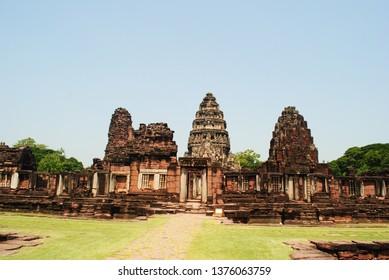 Stone Castle, Ancient Khmer Architecture
