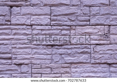Stone Cladding Texture Wall