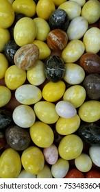 Stone egg oval