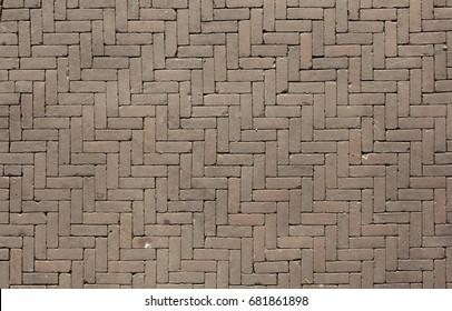 Stone floor herringbone texture seamless
