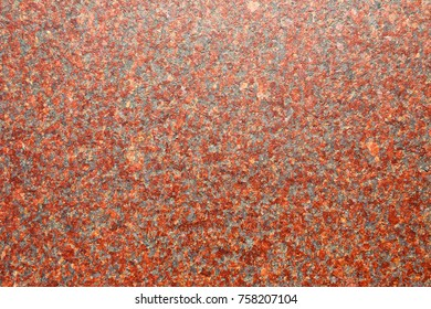 stone granite red color as background
