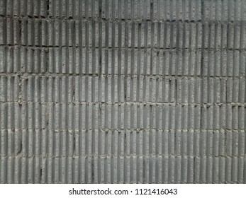 Stone grey vertical regular texture pattern. Images print for background, material, backdrop, wall.