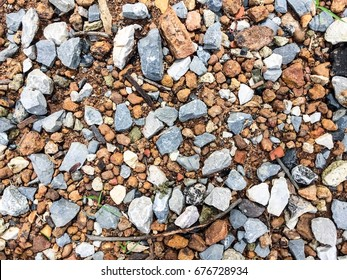 Stone ground pattern background texture