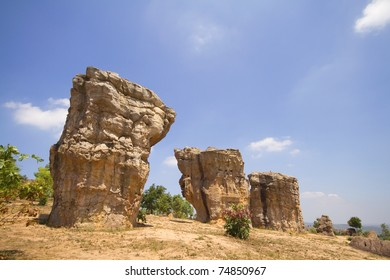 stone henge of Thailand