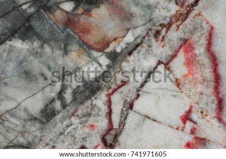 Stone Marble Texture Background Kitchen Floor Stock Photo