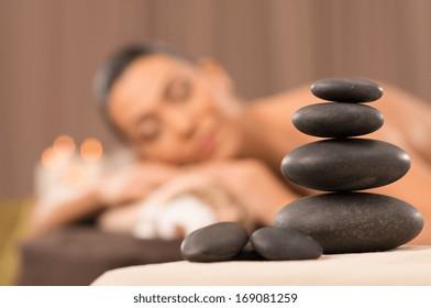 Stone Massage Set