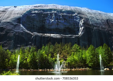 Stone Mountain Park Images Stock Photos Vectors Shutterstock