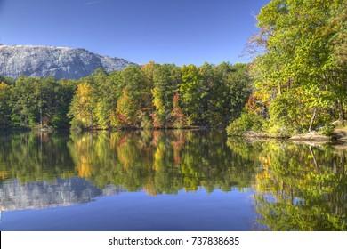 Stone mountain park, Georgia, USA