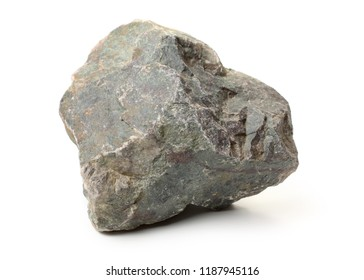 stone on a white background. - Shutterstock ID 1187945116