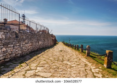 Stone Path To The Deep Sea