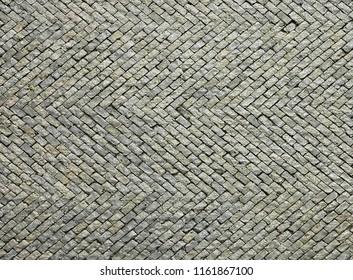 Stone paving stone texture