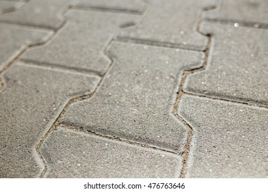 Stone paving texture. Abstract structured background - Shutterstock ID 476763646