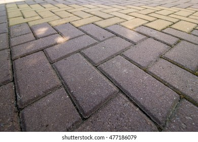 Stone paving texture. Abstract structured background - Shutterstock ID 477186079