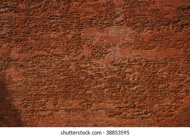 stone red wall pattern natural surface