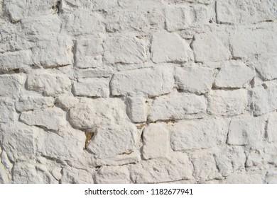 Stone rough wall.