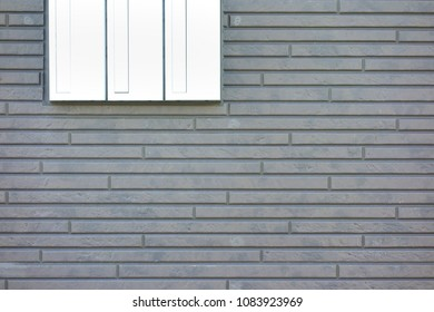 stone siding outer wall