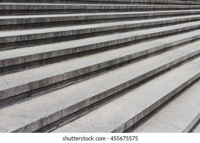 stone stairs, stairway, steps closeup - nobody