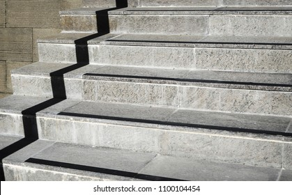 Granite Stairs Images Stock Photos Amp Vectors Shutterstock