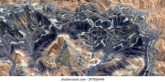 Stone texture ,abstract photography of the deserts of Africa from the air, bird's eye view, abstract expressionism, contemporary art, optical illusions,