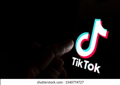 Tiktok Logo Images Stock Photos Vectors Shutterstock