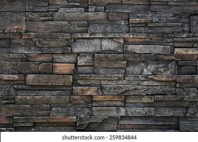 fondo de pared de piedra