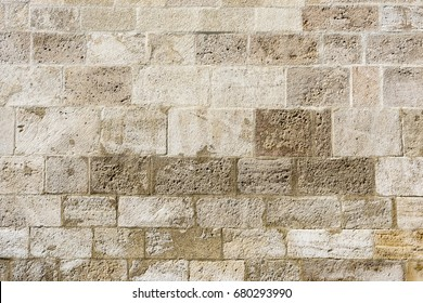 A stone wall as a background