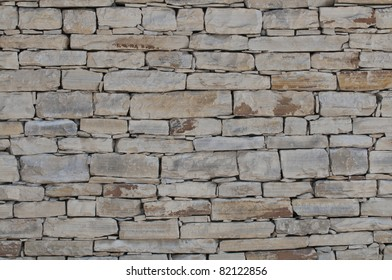 Stone wall background texture detail