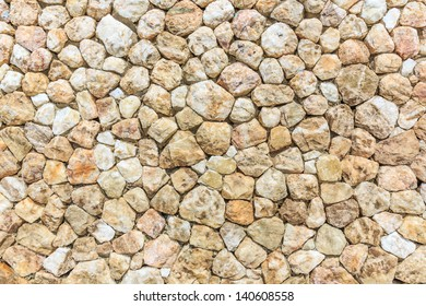 Stone wall exterior,background and texture.