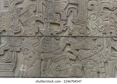 stone wall history of the mexican mayan culture