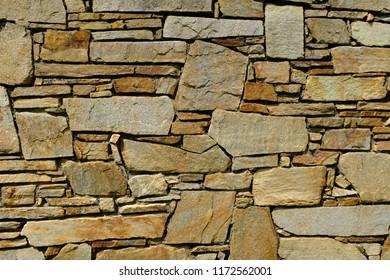 stone wall, masonry texture