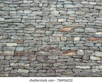 stone wall pattern  for background, 3d material, architecture