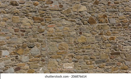 stone wall. stone wall texture.  Stone wall background