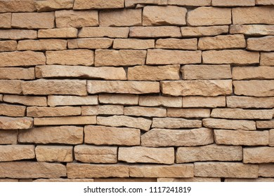 Stone wall texture background surface