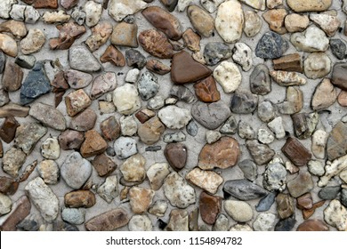Stone wall texture for background and wallpaper