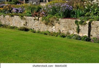 Terraza De Jardín En Ingles