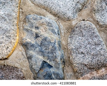 stone walls,
