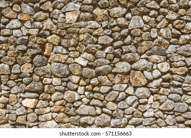 stone walls background