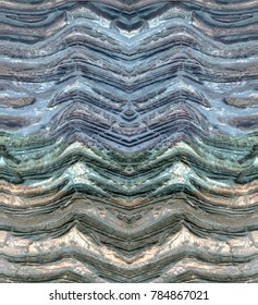 stone waves,symmetrical photographs of abstract landscapes of the deserts of Africa from the air, magical, artistic, landscapes of your mind, just for crazy, optical illusions