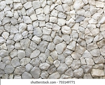 Stone white background and texture