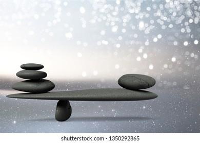 Stone Zen Balance