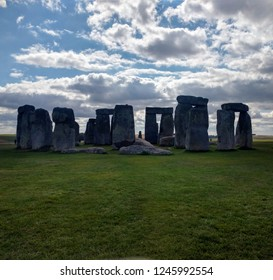 Stonehenge in the Afternoon Light, UK
