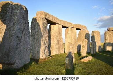 Stonehenge up close