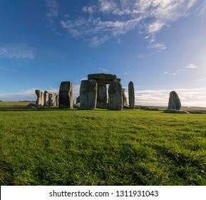 Stonehenge at daytime
