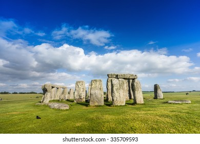 Stonehenge Historic Site in United Kingdom