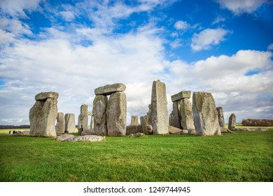 Stonehenge In London