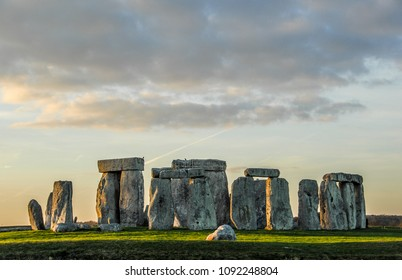 Stonehenge, Salisbury, England