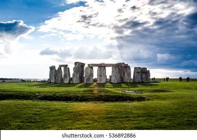 Stonehenge | Salisbury, England, UK